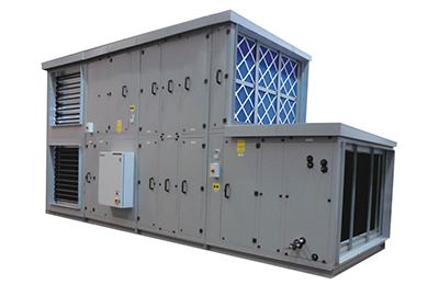 VES customer driven solution Max bespoke air handling unit