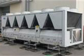 Refurbished chiller unit brings it up to standards