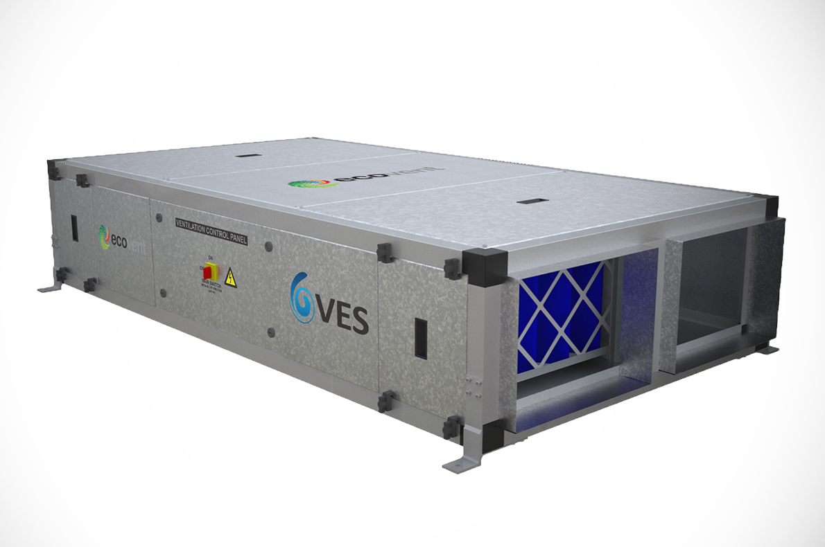 VES develop a new product design specification for air handling units