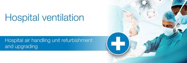 Hospital Ventilator Air : Healthcare ventilation