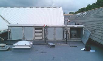 AHU Air Handling Unit Refurbishment | air handling or