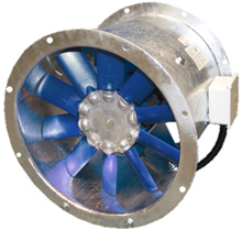 Short and Long Case Axial Fans Now Available