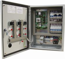Ventilation Product Control Panels For Ahu S Extract Fans